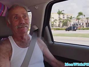 Nachbar saugt Dick Ride